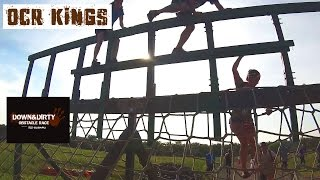 Merrell Down and Dirty Obstacle Race - Hartford 2015