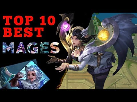 TOP 10 Best Mages In Mobile Legends | The Strongest Mage Heroes In The Current Meta