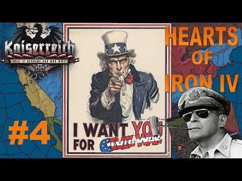 [4] Północny manewr MacArthura | USA | Kaiserreich | Hearts of Iron IV