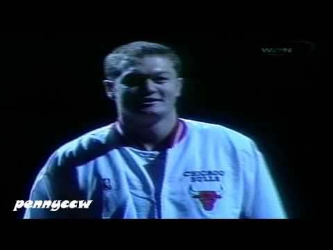 1997 Chicago Bulls FULL Ring Ceremony HQ *Rare
