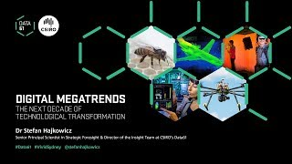 DIGITAL MEGATRENDS: The next decade of technological transformation