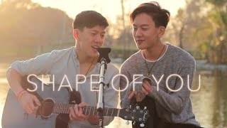 Shape Of You - Ed Sheeran (Jrodtwins Cover)