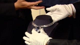 The Hope Diamond's New Setting Revealed thumbnail