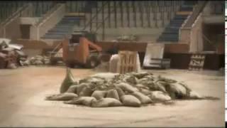 Реконструкция дворца спорта им. Ивана Ярыгина