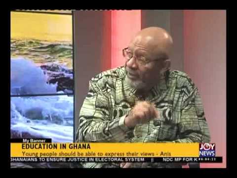 Education In Ghana - My Banner (8-4-15)