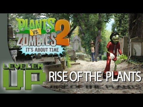 Plants vs. Zombies 2 - Rise of the plants
