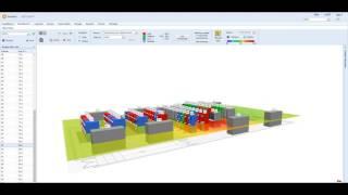 Sunbird Data Center Visualization