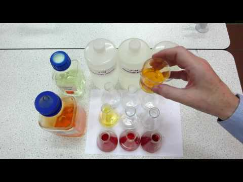 Halogen / Halide Displacement Reactions
