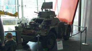 1962 Ferret Armoured Reconnaisance Vehicle