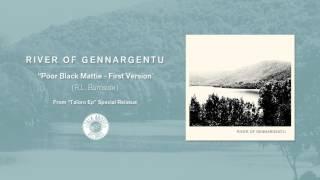 River of Gennargentu - Poor Black Mattie (First Version)