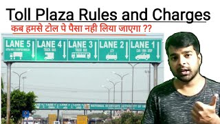 Toll Plaza In Hindi   Toll Plaza at Highways   Toll Charges in India   SSC CGL   SSC CPO   CHSL
