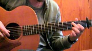 Butterfly - Irish Guitar - DADGAD Fingerstyle Slip Jig