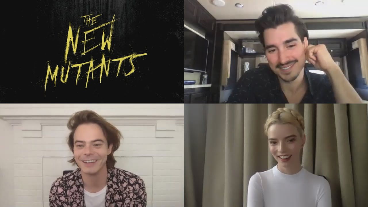Download The New Mutants Cast on Countless Release Date Changes and Original Sequel Plans | Full Interview