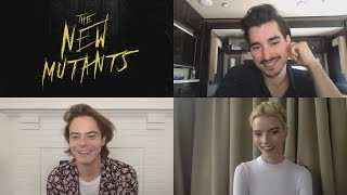 The New Mutants Cast on Countless Release Date Changes and Original Sequel Plans | Full Interview