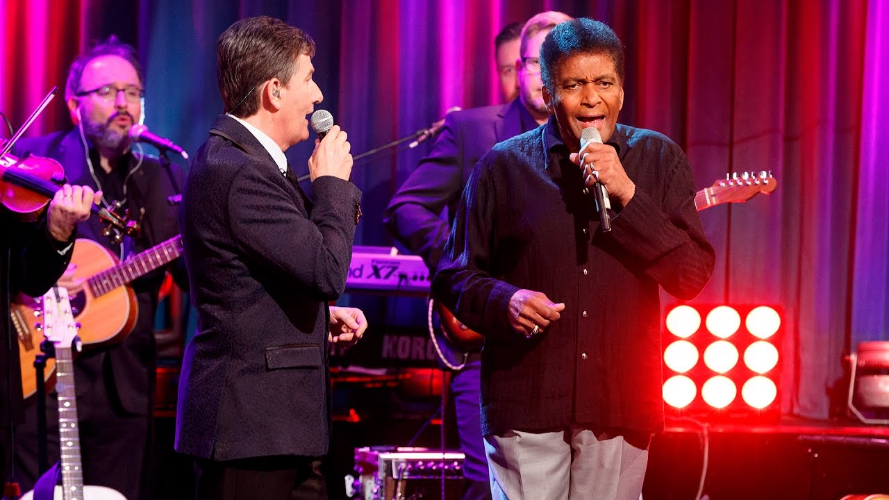 Crystal chandeliers daniel odonnell and charley pride the late crystal chandeliers daniel odonnell and charley pride the late late show rt one aloadofball Images