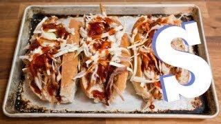 Pulled Pork Sandwich Recipe - Sorted