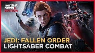 Is Jedi: Fallen Order the Dark Souls of Star Wars? (Nerdist News Edition)