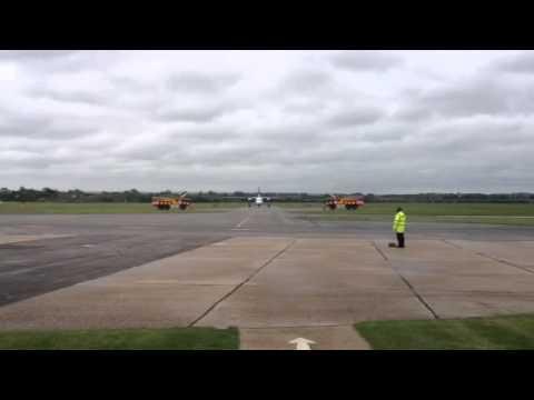 CityJet Launch at Cambridge International Airport
