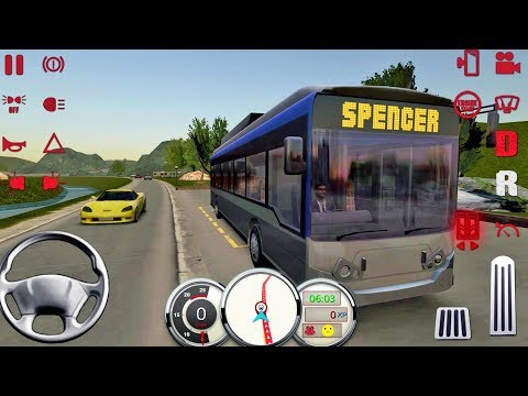 Bus Simulator 17 #37 LONDON! - Bus Game Android IOS gameplay