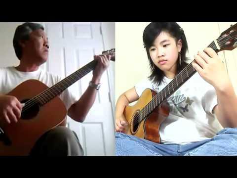 Những Ngày Xưa Thân Ái - Song Tấu Guitar