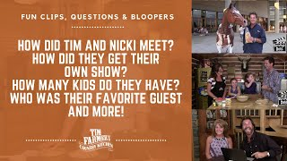 We Answer YOUR Questions, Bloopers & Never-Before-Seen Clips #845