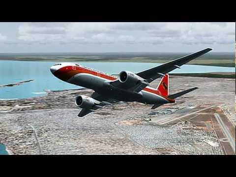 TAAG Angola Airlines ⎮ Luanda - Porto [FS2004]