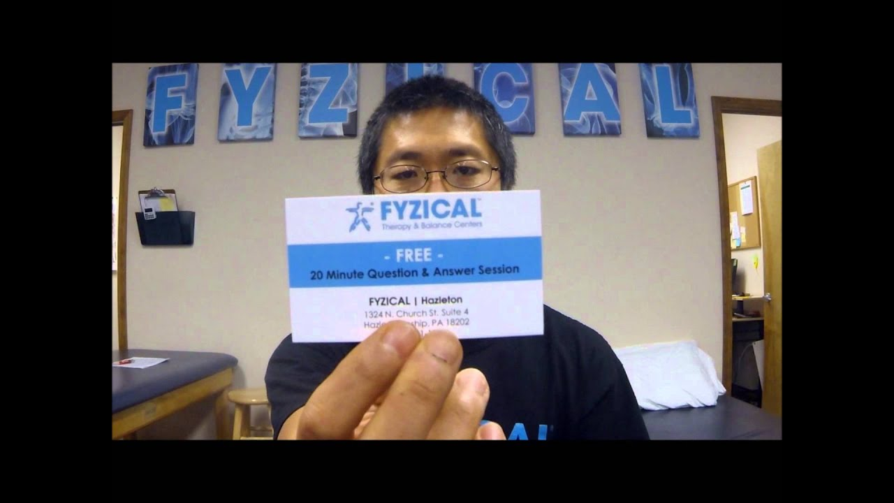 Gaze Stabilization Exercises for Vestibular Patients - YouTube