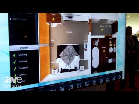 ISE 2014: Elko EP Highlights iMM Client for Controling Appliances and Lighting