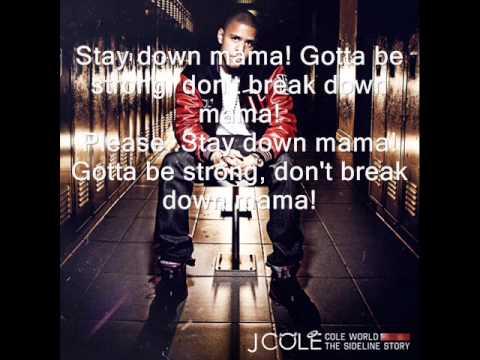 J Cole - Breakdown [With Lyrics on Screen]