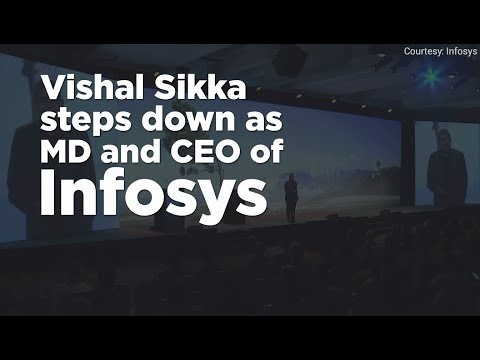 All-Out War At Infosys: Sikka Resigns, Board Blames Murthy