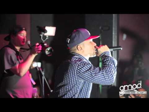 CyHi The Prynce Freestyle (GMAD & LiveMixtapes Stage at A3C)