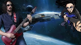 "Mass Effect 2 - Normandy Reborn ""Epic Rock"" Cover (Little V)"
