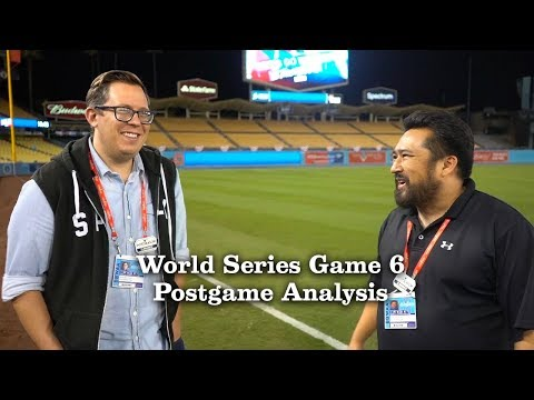Analyzing The Dodgers Game 6 Win | Los Angeles Times