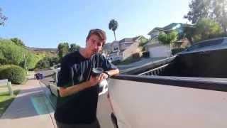 How to Remove a Dent with a Suction Cup Mount