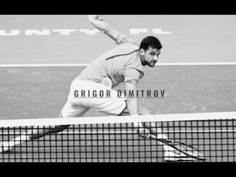Grigor Dimitrov | On The Rise | Rogers Cup Toronto | 2016 | HD