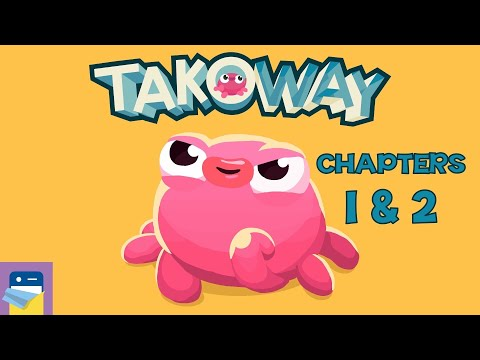 Takoway: Chapters 1 & 2 iOS Gameplay Walkthrough (by Daylight Studios)