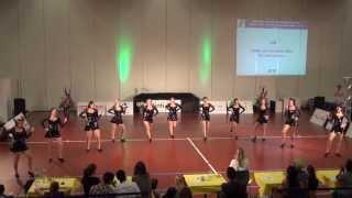 Winti -Cup DAMO Girl Formation MainClass Final
