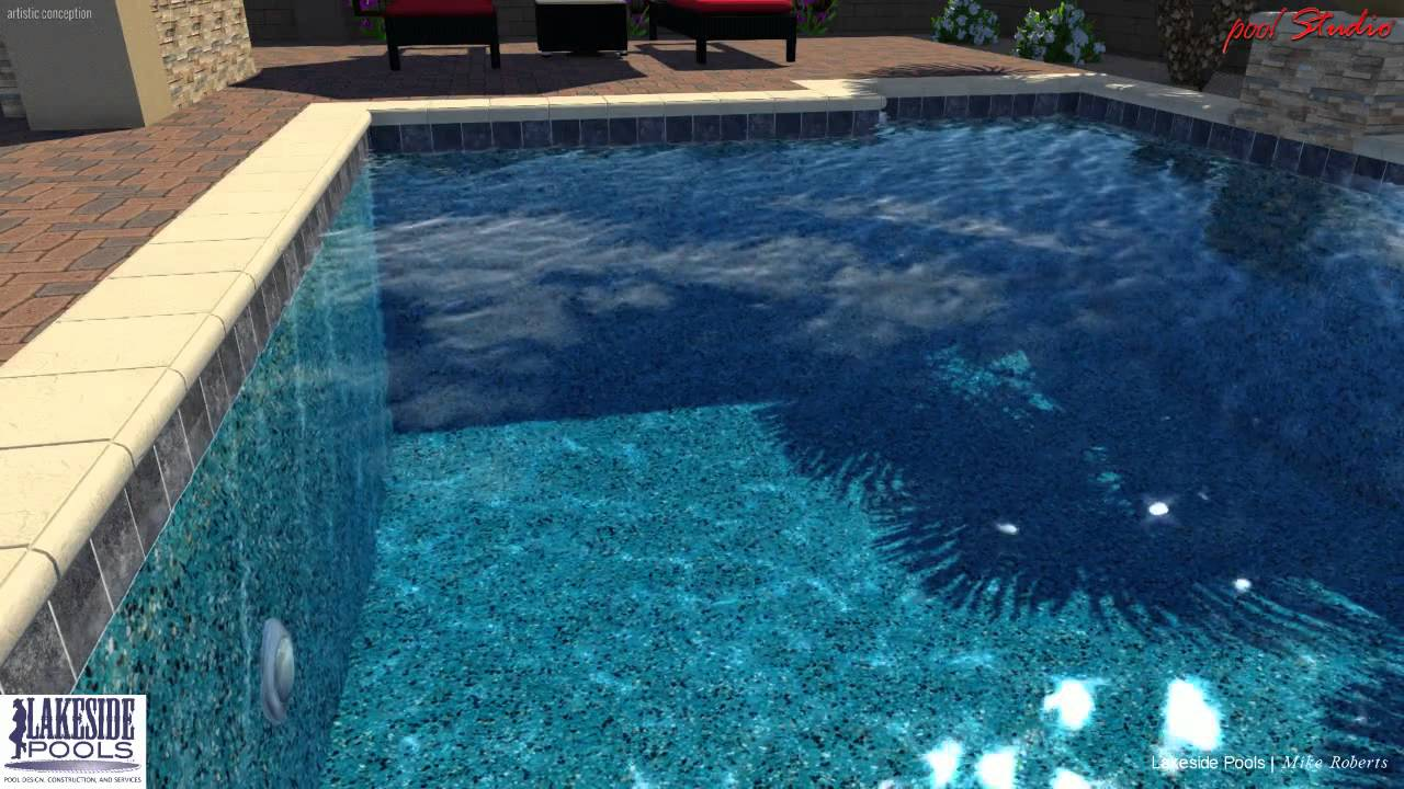 Pool Studio - 3D Swimming Pool Design Software - YouTube