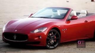 Maserati GranCabrio Sport 2012 Videos