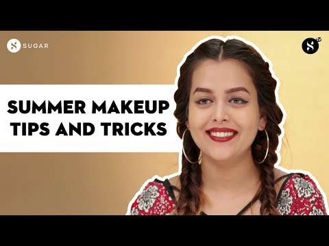 Summer Makeup Tips and Tricks | SUGAR Cosmetics