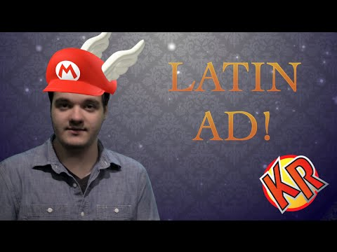Funny's Projects: Latin Ad