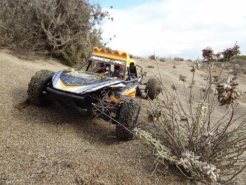 NINCO Sioux Desert 2,4 Ghz RTR – Test Review