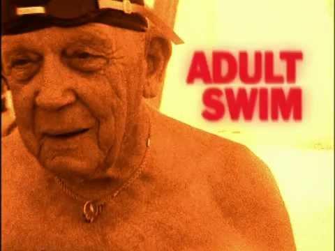 Adult swim pool