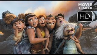 The Croods Official Trailer (Arabic and French Subtitles)