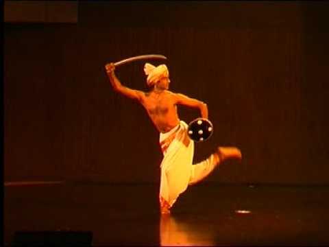 Mayurbhanj Chhau Dance By Santosh Nair  Www Sadhya.com