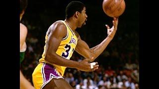 【NBA】 マジックジョンソン 本当に凄い技