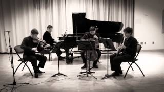 Olivier Messiaen. Quartet for the End of Time