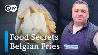 Why Belgium Has Tнe World's Best Fries | Food Secrets Ep. 2