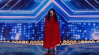 The X Factor UK 2018 Thomas Pound Six Chair Challenge Full Clip S15E11