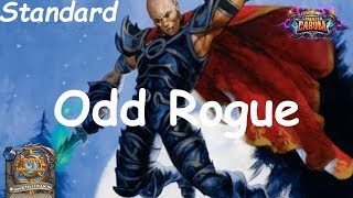 Hearthstone: Odd Rogue #6: Boomsday (Projeto Cabum) - Standard Constructed